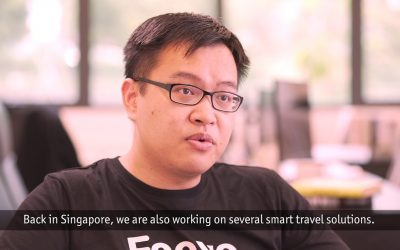 Fooyo: Putting AI-based smart tourism app on the map